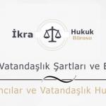 Karadağ Montenegro Vatandaşlık Şartları ve Başvurusu